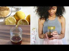 DIY Sugaring • Natürliche Haarentfernung - YouTube