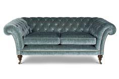 velvet chesterfield sofa - Google Search