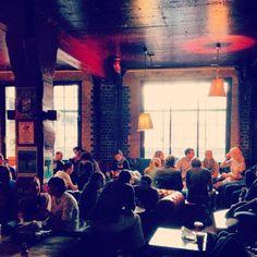 +/ Cafe 1001, Brick Lane, London
