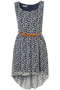 Topshop Dress @ Gillian Anderson