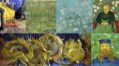 Van Gogh Slider