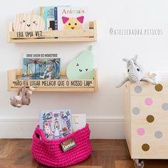 Porta livros personalizado com a frase que você quiser!! Quem nos visitou nas…