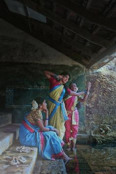 Mamangam - The School of Dance