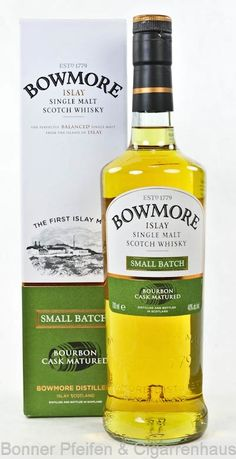 Bowmore Whisky Small Batch