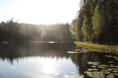 <3. Finland, River, Outdoor, Outdoors, Outdoor Games, The Great Outdoors, Rivers