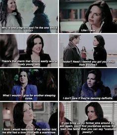 Awesome Regina/Evil Queen Regina Emma Snow Zelena Archie