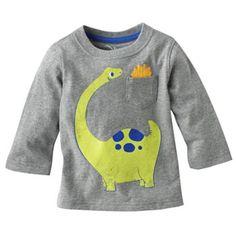 Jumping Beans Dinosaur Tee - Baby