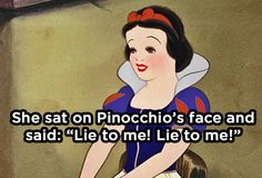 Why did Snow White get kicked out of Disneyland? | 15 Dirty Disney Jokes That'll Ruin Your Childhood