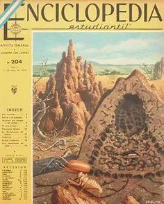 Enciclopedia Estudiantil - Nº 204 - 1964 - Codex - $ 30,00