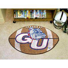 Gonzaga Bulldogs NCAA Football Floor Mat (22x35)