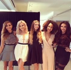 zoella and little mix! ❤