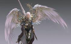 Ангел-воин, размер: 1920x1200 пикселей