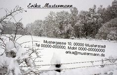 Büroservice Dressel: 157 Landscape Snow