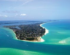 Anna Maria Island, off Bradenton, Florida: closest to the Carribbean you can get in the states.