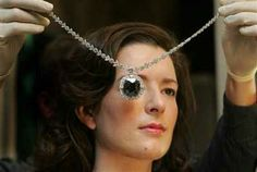 The black orlov diamond, also called the Eye of Brahma, was stolen from a Hindu shrine by a monk. The gem was passed down to multiple female owners, many of whom took their own lives. At least two of the women who took possession of the black orlov lept to their deaths from a tall building. After the jewel was sold to a jeweler in New York, the curse is said to have been broken, which is good for future owners but does no good for the previous victims of the stone's bad luck.