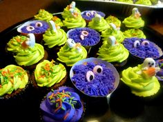Cupcakes for City Halloween Trick-or-Treat 2014