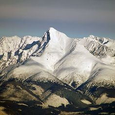 Vysoké Tatry - Krivan (2494 m.), High #Tatras, #Slovakia