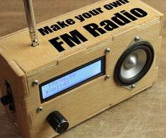 In this project I will show you how to transform a TEA5767 and an Arduino Pro Mini into a functional and decent looking FM Radio through the help of a couple complementary parts. Let's get started!
