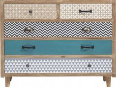 Komody - strona 2 • Sklep SfMeble® Komodo, Dresser, Furniture, Home Decor, Powder Room, Stained Dresser, Interior Design, Home Interior Design, Dressers