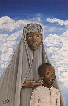 African Madonna: Ronald Harrison.