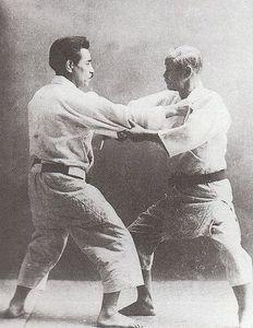 Kano and Mifune, Sensei's teachers!