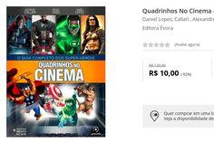 Quadrinhos No Cinema - o Guia Completo Dos Super-heróis << R$ 900 >>