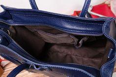 Leather Tote BagIpad Bag  Shoulder Bag handbag Leather by NewBag, $89.90