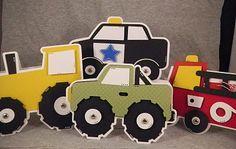 Boys Will Be Boys cricut cartridge shaped cards