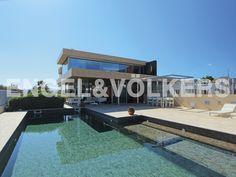 NEUE IMMOBILIE DER WOCHE: Geräumige und moderne Villa in Ibiza-Stadt Nähe #Ibiza