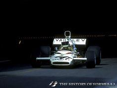 1972 Formula 1 Monaco Grand Prix - Denny Hulme.