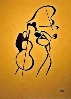 Tatyana Markovtsev ~ Minimalist painter | Tutt'Art@ | Pittura * Scultura * Poesia * Musica |