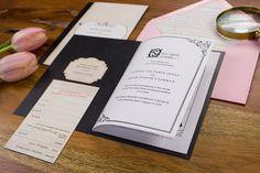 Storybook Wedding Invitation  Depost to get di ArcherandOlive