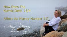 How Does The Karmic Debt Affect a Master Number