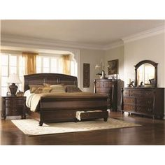 Emerson collection..Love this bedroom suite