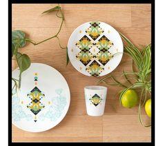 White porcelain goblet Grenada - Jotiha