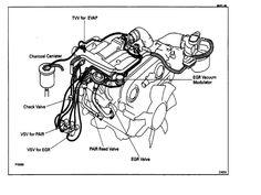1985 4runner vacuum line diagram