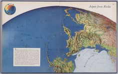 Richard Edes Harrison Reinvented Mapmaking for World War 2 Americans | The New Republic