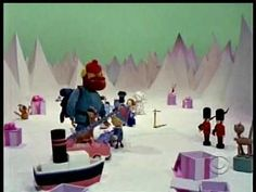 Rudolph - The Island of Misfit Toys