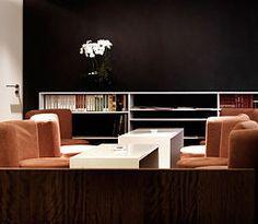 Das Design-Hotel & Restaurant Weinbar Becker's in Trier.