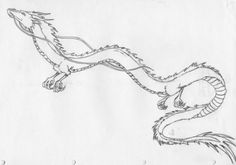 Haku from spirited away, would love to get this on my leg. beautiful dragon - this version is not the right style or the right version of Haku Spirited Away Haku, Spirited Away Tattoo, Anime Tattoos, Body Art Tattoos, Tatoos, Trendy Tattoos, Small Tattoos, Arm Tattoo, Sleeve Tattoos