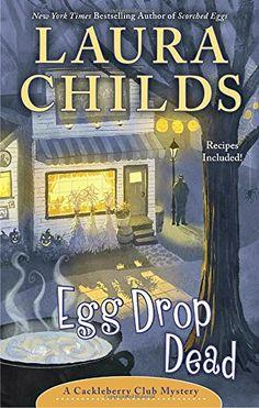 Egg Drop Dead (A Cackleberry Club Mystery) by Laura Childs https://www.amazon.com/dp/0425281701/ref=cm_sw_r_pi_dp_x_kvAryb6Z83Z4G
