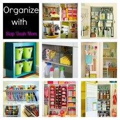 best organizing ideas