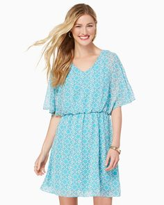 charming charlie | Astrid Paisley Dress | UPC: 100198819 #charmingcharlie