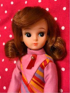 初代リカちゃんおへそ付き☆ドットなし☆タカラ着せ替え人形リカちゃん50周年_画像3