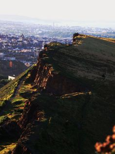 Arthur's seat in Edinburgh, Scotland lovely days with Dorothy Dunnett and Alastair. Gone now but still remembered by so very many.