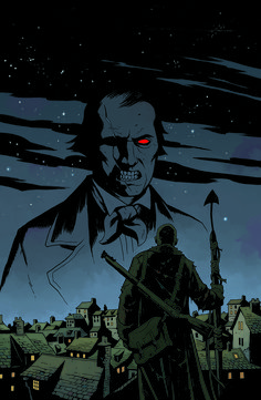 Baltimore: Chapel of Bones #1 (of 2)  Mike Mignola (W), Christopher Golden (W), Ben Stenbeck (A), and Dave Stewart (C)  On sale Jan 1 FC, 32 pages $3.50 Miniseries  After his long hunt, Baltimore finally confronts the vampire who destroyed his life in London for a final showdown!  • From Hellboy creator Mike Mignola!  • Perfect for Hellboy fans!