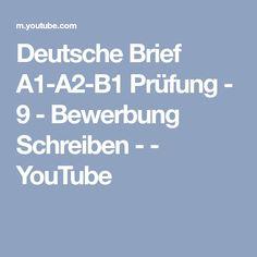 Die 15 Besten Bilder Von Prüfung Briefe Deutsch Letter Writing