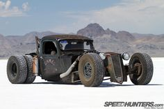hot rod tow truck…