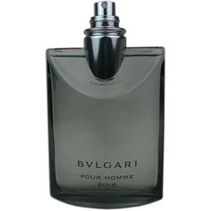 Bvlgari Soir Men's 3.4-ounce Eau de Toilette Spray