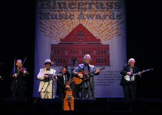 Masters of Bluegrass doing shows in 2013